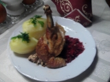 Pečená kachna od Danculky recept