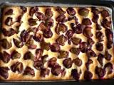 Rychlý litý koláč s ovocem recept