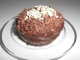 Čokoládové dortíky recept