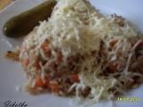 Lehké rizoto s kuřecím masem recept