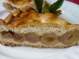 Třešňový koláč z remosky recept