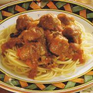 Italské masové kuličky recept