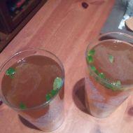 Kiwi nealkoholické mojito recept