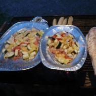 Grilovaná kořeněná zelenina recept