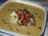 Květáková polévka s chutí Itálie recept