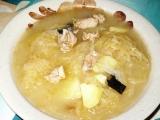Zelňačka s vepřovým masem recept