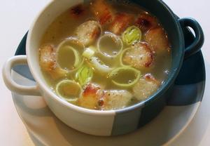 Pórková polévka III.
