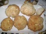 Cibulový chléb II. recept