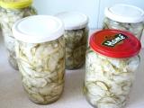 Okurkový salát s Vegetou recept