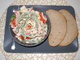 Letní rajčatový salát recept
