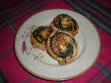 Špenátoví šneci :-) recept