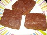 Pistáciové brownies recept