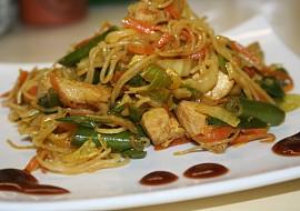 Čínské nudle ode mne recept