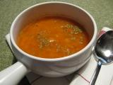 Červená čočková s kari (polévka) recept