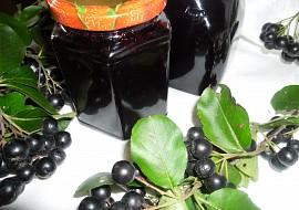 Zdravotní marmeláda z černého jeřábu  aronie recept  TopRecepty ...