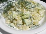 Berlínský bramborový salát recept