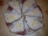 Krabí pomazánka s ananasem recept