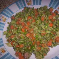 Dietní brokolicová směs recept