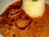 Vídeňská roštěná s rýží recept