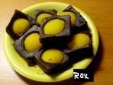 Rychlá čokoládová hrnková bublanina s ovocem recept ...