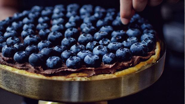 Ricottový koláč