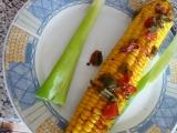 Grilovaná kukuřice s paprikovým máslíčkem recept