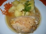 Kuřecí kapsa s nádivkou recept