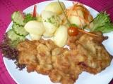 Marinované kuřecí nebo králičí řízky dle J. A. Fialové recept ...