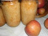 Strouhaná jablíčka k zavaření recept
