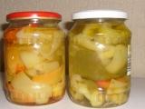 Zavařené papriky recept