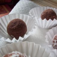 Kakaové bonbony recept