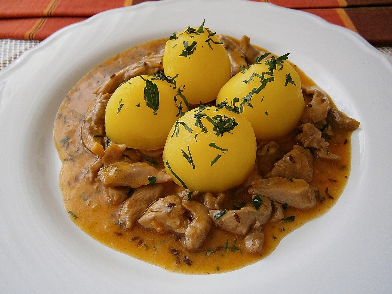 Kuřecí nudličky na kmínu recept