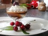 Lehký tvarohový pohár s kávovým želé recept