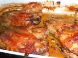 Voňavá krůtí křídla recept