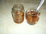 Čaj s pečeným ovocem recept