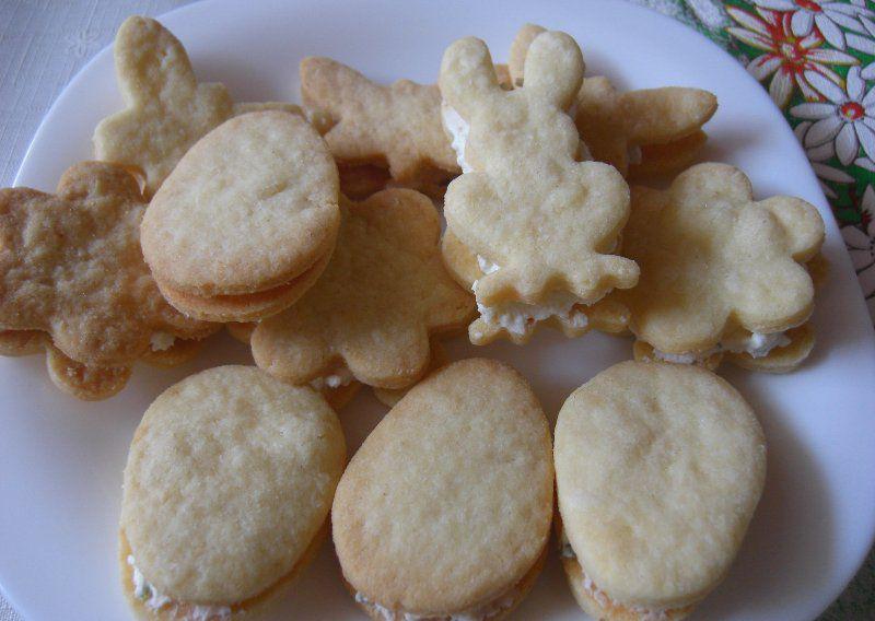 Slanoví  slané cukroví recept