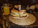 Domácí hamburger vepřový recept
