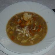 Rybí polévka z fořtovny recept