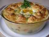 Zapečená bramborová kaše recept