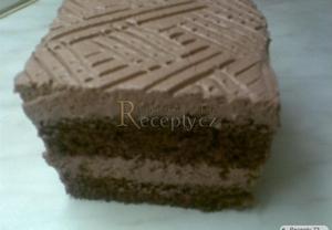 Lahodný čokoládový krém na dorty