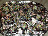 Kousky buchty v čokoláde recept