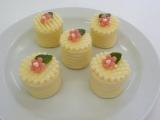 Mandlový dortík recept