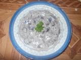 Vyborna houbová omačka recept