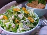 Salat z rapikateho celeru recept