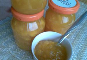 Broskvový džem (marmeláda)