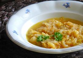 Chábovica (zelná polévka) recept
