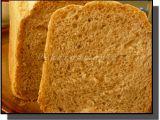 Chleba chlebovič z domácí pekárny recept