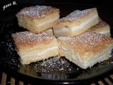 Jednoduchý koláč s tvarohem recept