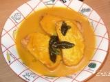 Dyňová polievka podľa Jamieho Olivera recept