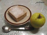 Skořicový jablkovník bez lepku, mléka a vajec recept